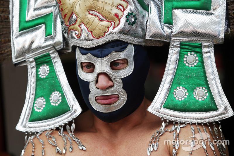 Blue Demon Jr., Luchador and Wrestler