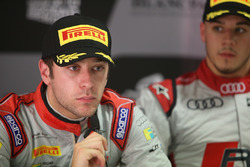 Platz 3 im Qualifying: Robin Frijns, Belgian Audi Club Team WRT