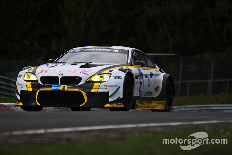 #22 ROWE Racing, BMW M6 GT3