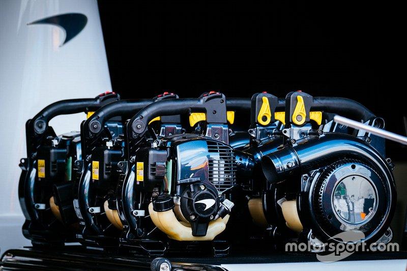 McLaren cooler
