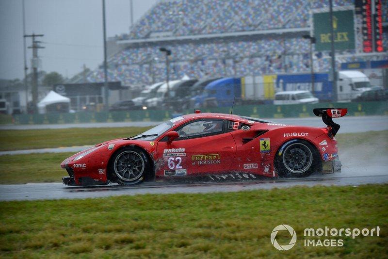 #62 Risi Competizione Ferrari 488 GTE, GTLM: Davide Rigon, Miguel Molina, Alessandro Pier Guidi, James Calado