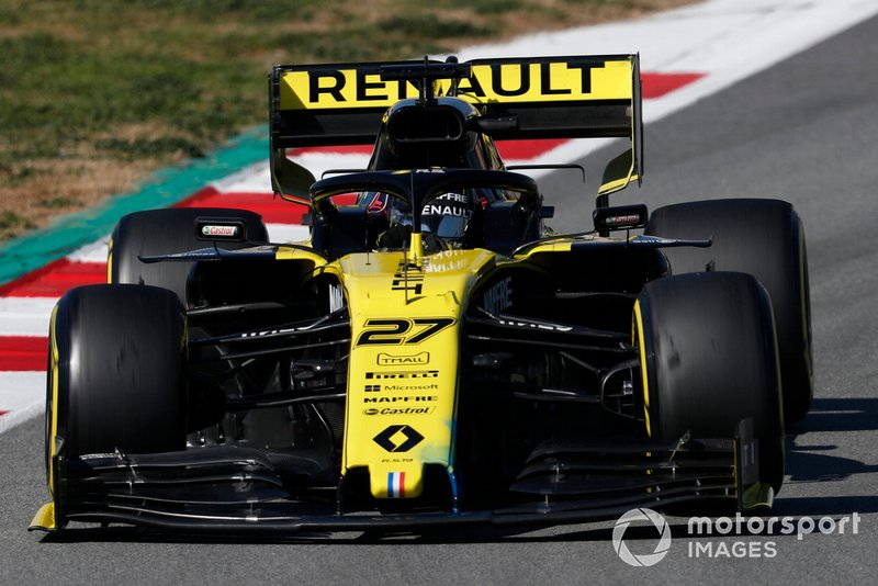 Renault R.S.19 - 391 oy