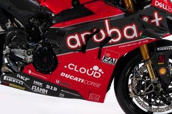 Aruba.it Racing-Ducati SBK Team, Ducati Panigale V4R detail