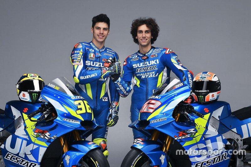 Présentation Suzuki Team