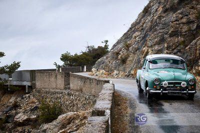 El histórico Rally de Montecarlo