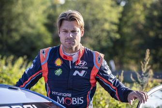 Andreas Mikkelsen, Hyundai i20 WRC, Hyundai Motorsport