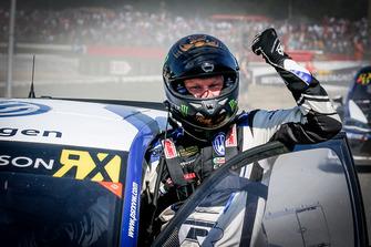 Winner Johan Kristoffersson, PSRX Volkswagen Sweden