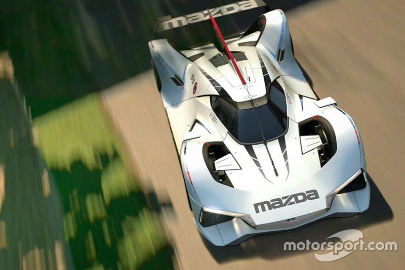 Mazda LM55 Vision Gran Turismo (diciembre 2014)