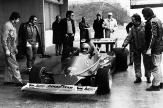 Nikki Lauda, Ferrari 312T