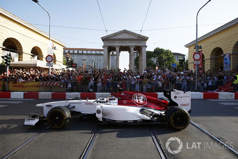 Marcus Ericsson, Alfa Romeo Sauber