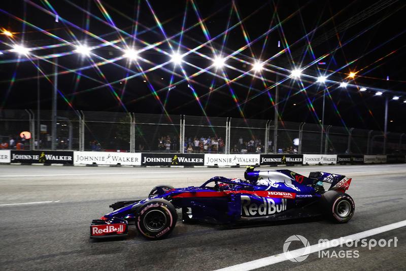 13. Pierre Gasly, Scuderia Toro Rosso STR13