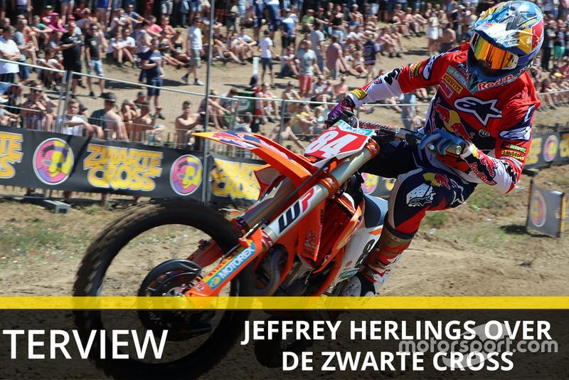 Dutch Masters of Motocross Zwarte Cross