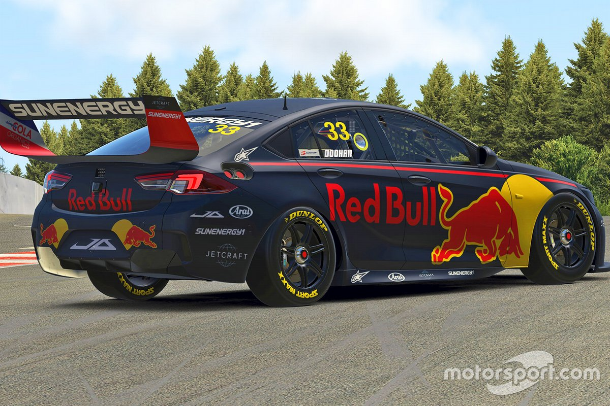 Jack Doohan Super Cars eSeries açıklaması