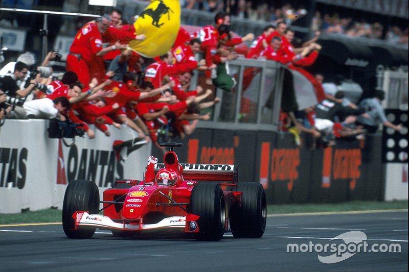 Гран При Австралии 2001
