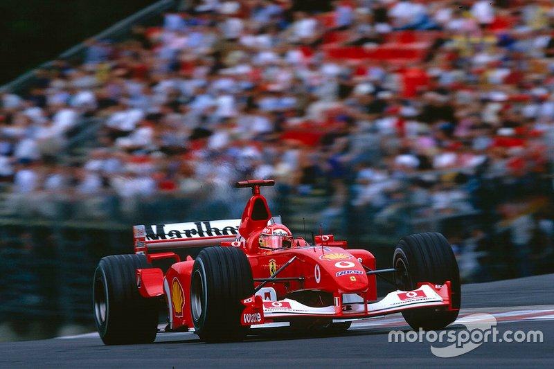 Гран При Бельгии 2002