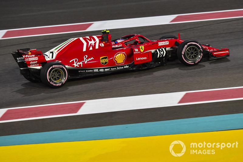 4: Kimi Raikkonen, Ferrari SF71H, 1'35.365