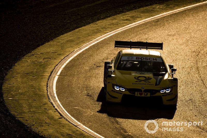 Timo Glock, BMW Team RMG, Saisonfinale in Hockenheim