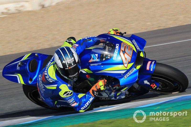 Álex Rins (Team Suzuki Ecstar)