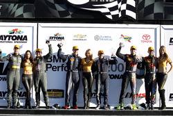 Подіум в абсолюті, переможець - #15 Multimatic Motorsports Mustang Boss 302R: Біллі Джонсон, Скотт М