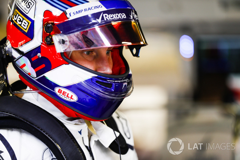 """Sergey Sirotkin: """"Foi a corrida mais dura que já fiz até agora. Eu nem chamaria aquilo de corrida, na verdade."""""""