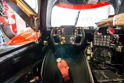 Le cockpit de l'ORECA #39 du Graff Racing