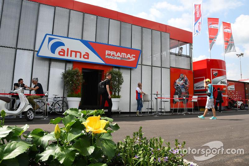 Alma Pramac Ducati