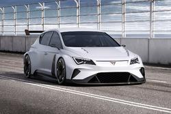 Seat Cupra e-Racer