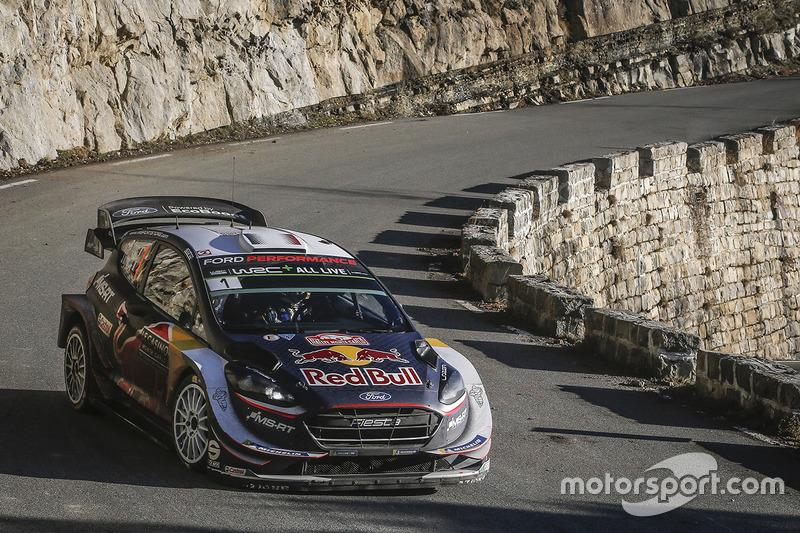 Себастьян Ож'є та Жюльєн Інграссія, Ford Fiesta WRC, M-Sport Ford