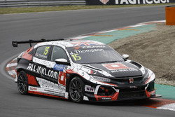 James Thompson, ALL-INKL.COM Münnich Motorsport Honda Civic Type R TCR