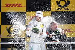 Podio: Pascal Wehrlein, Mercedes-AMG Team HWA