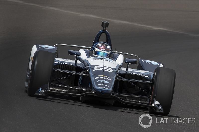 20°: Max Chilton, Carlin Chevrolet