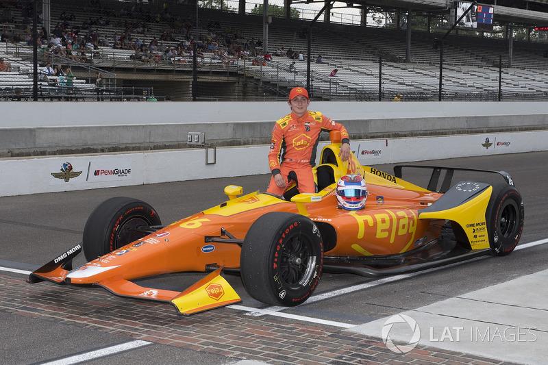25. Zach Veach, Andretti Autosport, Honda