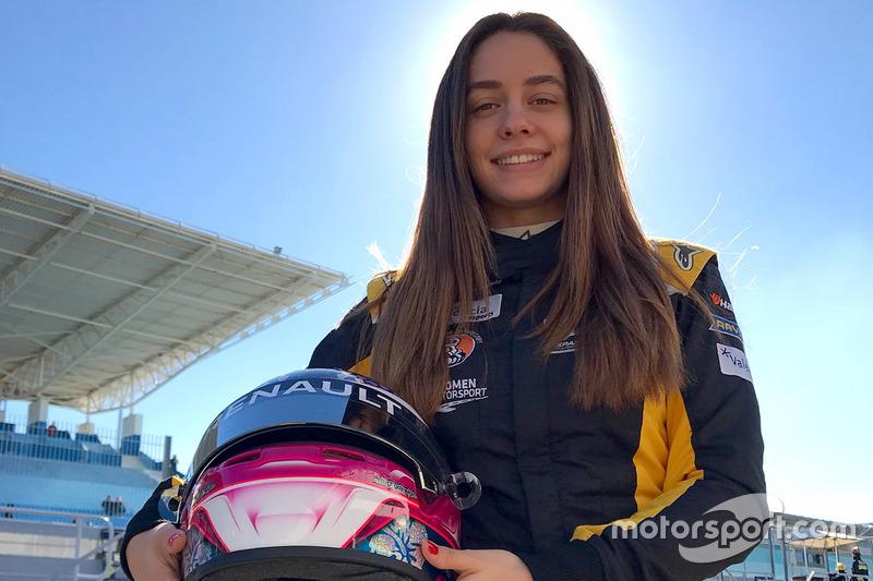 Marta García (18) aus Spanien