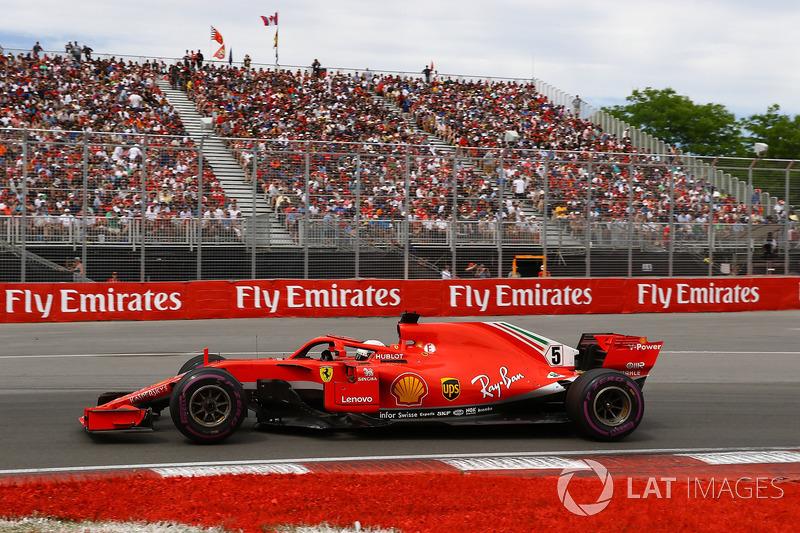 2004'te Schumacher'in zaferinden sonra ilk kez