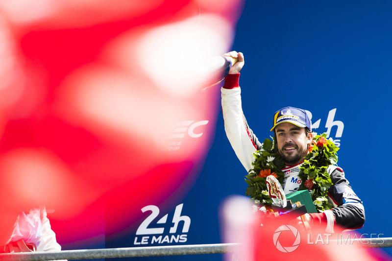 La gloria en Le Mans