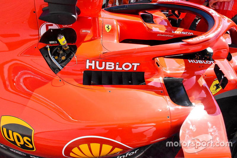 F1-es technikai képgaléria - Francia Nagydíj - csütörtök