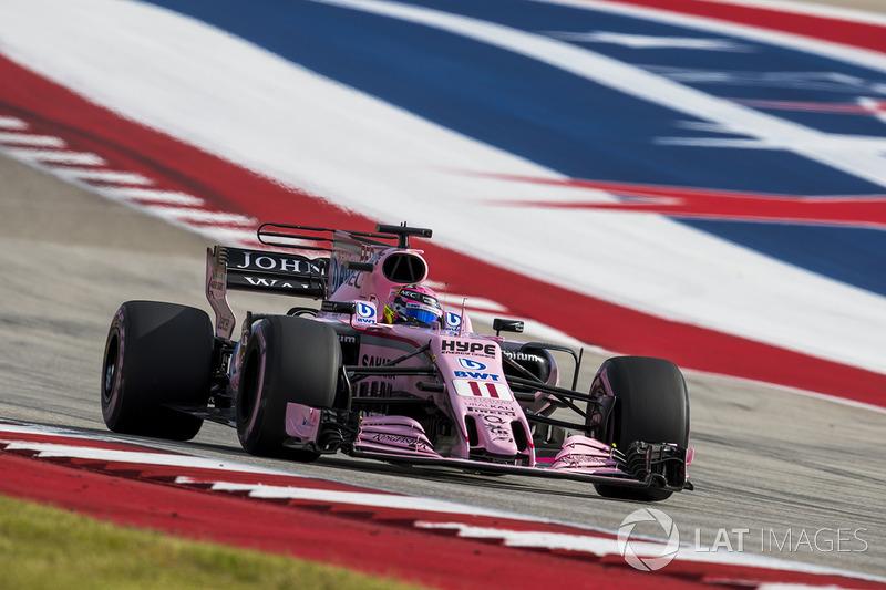 8e : Sergio Pérez (Force India)