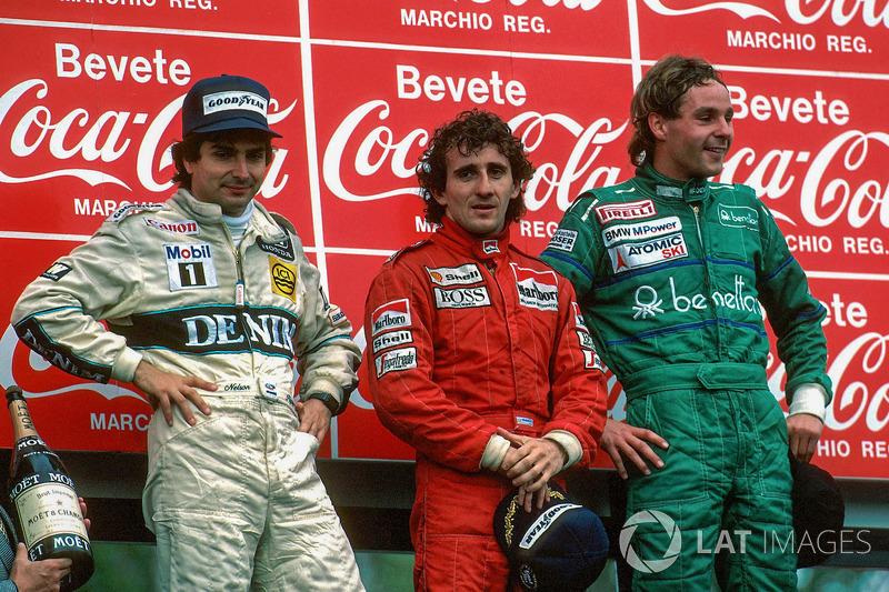 GP de San Marino 1986