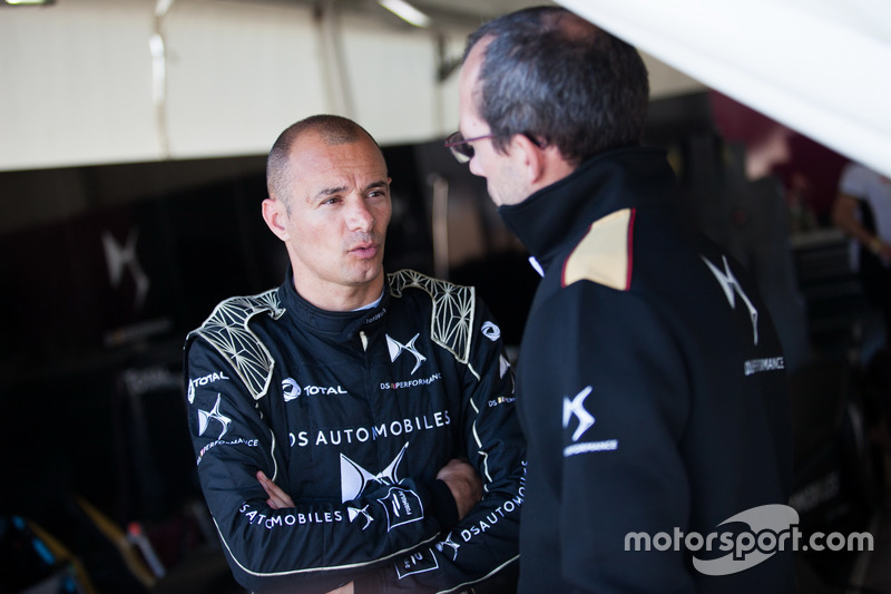 Stéphane Sarrazin, DS Virgin Racing