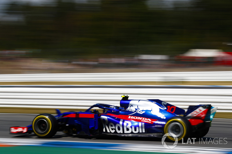Pierre Gasly, Toro Rosso STR13