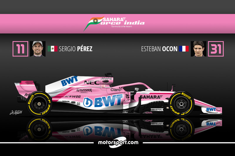 guide f1 2018 force india ou l 39 ternel exploit. Black Bedroom Furniture Sets. Home Design Ideas