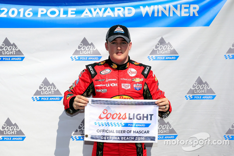 Poleposition für Ty Dillon, Richard Childress Racing Chevrolet