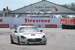 #99 JCR Motorsports Maserati GranTurismo: Jeff Courtney