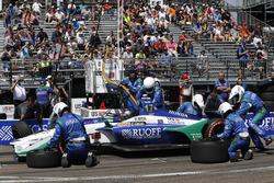 Marco Andretti, Herta - Andretti Autosport Honda, pit stop