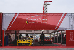 Scuderia Corsa team area