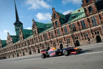 Projeto de GP de Copenhage