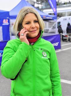 Moira Lucca al Monza Rally Show