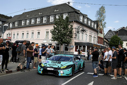 #10 Konrad Motorsport Lamborghini Huracan GT3: Michele Di Martino, Christopher Brück, Matias Henkola