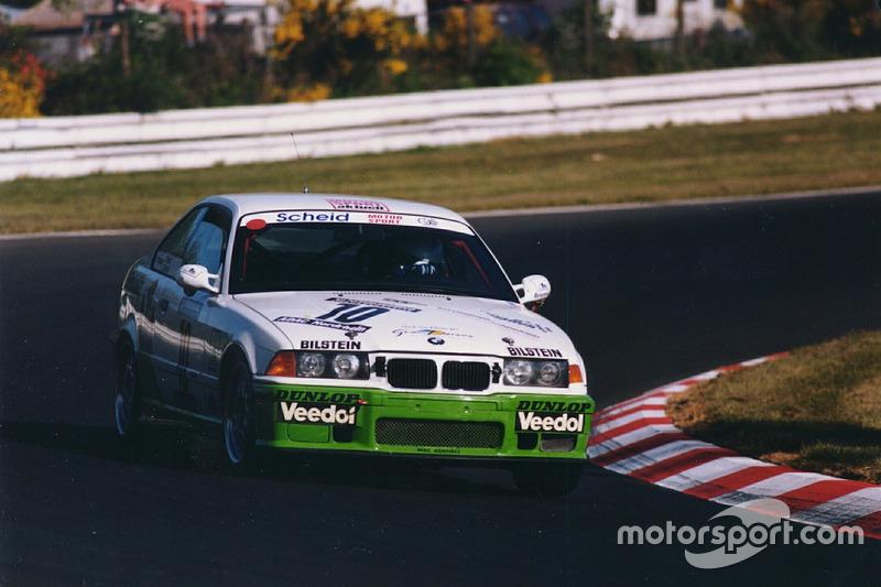 1996: Йоханнес Шайд, Сабина Рек, Ханс Видман – BMW M3 E36