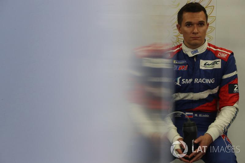 #11 SMP Racing BR Engineering BR1: Михаил Алешин